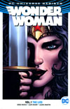 Wonder Woman (Rebirth) Vol 1 The Lies TP