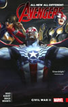 All-New All-Different Avengers Vol 3 Civil War II TP