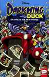 Disneys Darkwing Duck Comics Collection Vol 1 Orange Is The New Purple TP
