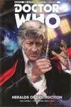 Doctor Who 3rd Doctor Vol 1 Heralds Of Destruction HC