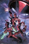 Deadpool Family Wall Poster