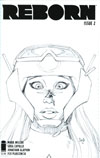 Reborn #2 Cover C Incentive Greg Capullo Sketch Cover