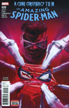 Amazing Spider-Man Vol 4 #20 Cover C 2nd Ptg Alex Ross Variant Cover (Clone Conspiracy Tie-In)