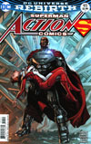 Action Comics Vol 2 #973 Cover B Variant Gary Frank Cover