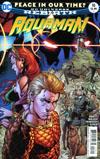 Aquaman Vol 6 #16 Cover A Regular Brad Walker & Andrew Hennessy Cover