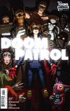 Doom Patrol Vol 6 #6 Cover A Regular Nick Derington Cover