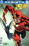 Flash Vol 5 #16 Cover B Variant Yanick Paquette Cover
