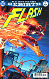 Flash Vol 5 #17 Cover B Variant Yanick Paquette Cover