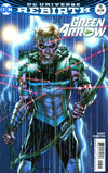 Green Arrow Vol 7 #16 Cover B Variant Neal Adams Cover