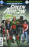 Green Arrow Vol 7 #17 Cover A Regular Juan Ferreyra Cover
