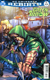 Green Arrow Vol 7 #17 Cover B Variant Neal Adams Cover