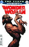Wonder Woman Vol 5 #17 Cover A Regular Liam Sharp Cover