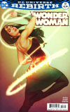 Wonder Woman Vol 5 #17 Cover B Variant Jenny Frison Cover