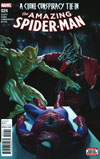 Amazing Spider-Man Vol 4 #24 Cover A Regular Alex Ross Cover (Clone Conspiracy Tie-In)