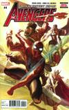 Avengers Vol 6 #4 Cover A Regular Alex Ross Cover