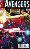 Avengers Vol 6 #4.1 Cover A Regular Barry Kitson Cover