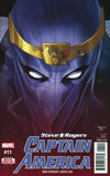 Captain America Steve Rogers #11 Cover A Regular Paul Renaud Cover