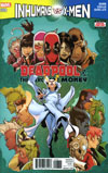 Deadpool And The Mercs For Money Vol 2 #8 Cover A Regular Iban Coello Cover (Inhumans vs X-Men Tie-In)