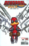 Deadpool The Duck #4 Cover A Regular David Nakayama Cover
