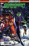 Guardians Of The Galaxy Vol 4 #17 Cover A Regular Arthur Adams Cover
