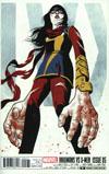 Inhumans vs X-Men #5 Cover B Variant Michael Cho Cover