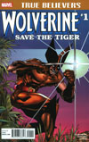 True Believers Wolverine Save The Tiger #1