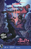 Buffy The Vampire Slayer Season 11 #4 Cover A Regular Steve Morris Cover