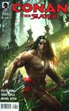 Conan The Slayer #8
