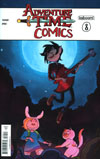 Adventure Time Comics #8 Cover A Regular Meg Omac Cover