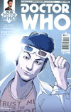 Doctor Who 10th Doctor Year Three #3 Cover A Regular Iolanda Zanfardino Cover