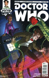 Doctor Who 11th Doctor Year Three #5 Cover A Regular Arianna Florean Cover