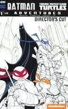 Batman Teenage Mutant Ninja Turtles Adventures Directors Cut #1