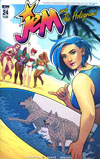 Jem And The Holograms #24 Cover A Regular Jen Bartel Cover