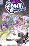 My Little Pony Friendship Is Magic #51 Cover A Regular Tony Fleecs Cover