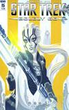 Star Trek Boldly Go #5 Cover A Regular George Caltsoudas Cover