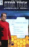 Star Trek Boldly Go #5 Cover B Variant Tony Shasteen Subscription Cover