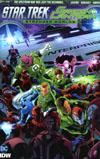 Star Trek Green Lantern Vol 2 Stranger Worlds #3 Cover A Regular Angel Hernandez Cover