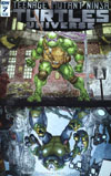 Teenage Mutant Ninja Turtles Universe #7 Cover A Regular Freddie Williams Cover