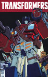 Transformers Annual 2017 #1 Cover B Variant Andrew Griffith Subscription Cover