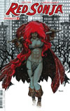 Red Sonja Vol 7 #2 Cover A Regular Mike McKone Cover