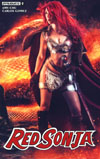 Red Sonja Vol 7 #2 Cover C Variant Cosplay Cover