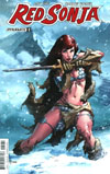 Red Sonja Vol 7 #2 Cover D Variant Mel Rubi Subscription Cover