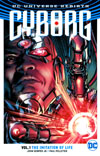 Cyborg (Rebirth) Vol 1 The Imitation Of Life TP
