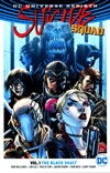 Suicide Squad (Rebirth) Vol 1 The Black Vault TP