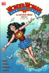Wonder Woman By George Perez Omnibus Vol 2 HC