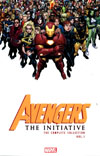 Avengers The Initiative Complete Collection Vol 1 TP