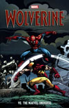 Wolverine vs The Marvel Universe TP