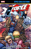 X-Force Epic Collection Vol 1 Under The Gun TP