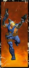Uncanny Avengers Vol 3 #20 Cover B Variant Joe Jusko Corner Box Cover