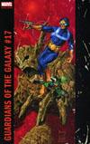Guardians Of The Galaxy Vol 4 #17 Cover C Variant Joe Jusko Corner Box Cover